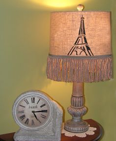What's the first thing you do every morning after you wake up and the last thing you do every night before you get in bed? You turn on and off your light! Lamps are usually a last-minute decor purchase, but they're actually a great opportunity to add a little bit of flair to your room. Here are 30 DIY lampshade projects for adding some creativity, and light, to your space.