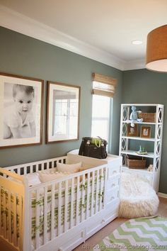 Simple Decor: Nursery Design Inspiration