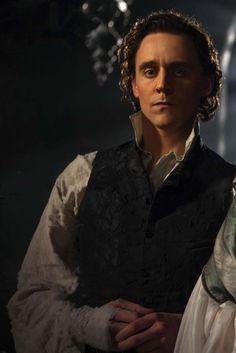 Tom Hiddleston as Sir Thomas Sharpe