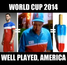 The TRUE inspiration behind the U.S. World Cup 2014 uniforms...