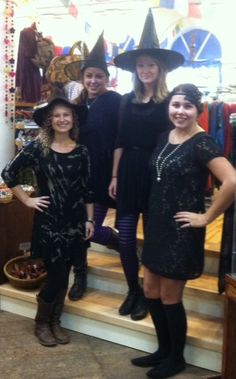 The #Bangor Mexicali ladies are all decked out for #Halloween, rocking creativity & festive fun!