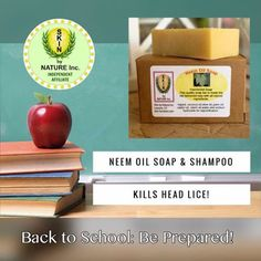 """Glowing Skin By Nature : Neem Oil Soap & Shampoo Kills Head Lice! """"Neem Oil Soap/Shampoo"""" is specially formulated with neem oil to rid hair and skin of insects from lice to fleas. This product provides a natural method of getting rid of insects"""