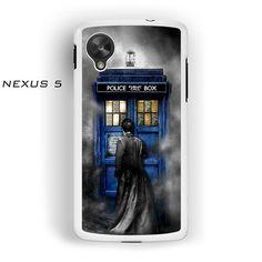 tardis doctor who lost in the mist apple for Nexus 4/Nexus 5 phonecases