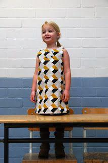 Irene jurk - het nieuwe, gratis patroon van Beletoile