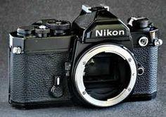 Nikon FM mine battered bruised
