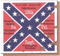 38th Regiment Georgia Volunteers - Who We Are