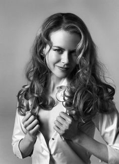 Nicole Kidman - Academy Award for Best Actress in 2002 for The Hours.