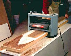 Portable Planer Table Woodworking Projects Amp Plans