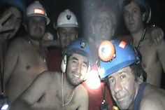 The untold story of how the buried Chilean miners survived | New York Post