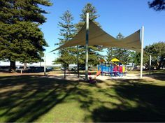 Scott Park is a favourite playground and grassed area opposite the cycleway & Botany Bay. Grab a coffee (and maybe a fresh baked muffin!) from nearby Cooked & Co on Napoleon Street and take the kids for a play. #park #kids #fun #mcgrathstgeorge #sanssouci Click on the picture to locate the park.