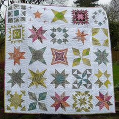 The Star Beast - A Brit Bee Quilt | Flickr - Photo Sharing!