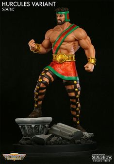 Sideshow Collectibles - Hercules Variant Polystone Statue