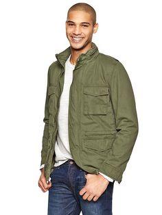 Fatigue jacket - Jackets