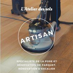 Vous souhaitez faire des travaux chez vous ? Contactez L'Atelier des sols, spécialiste sur Morlaix, Nantes et Rennes ! Pose Parquet, Brest, Home Appliances, Rennes, Atelier, House Appliances, Appliances