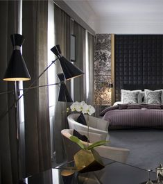 Luxury Design Hotel Suite in Portugal - Expolore the best and the special ideas about Hotel interiors Luxury Interior Design, Best Interior, Luxury Decor, Design Furniture, Luxury Furniture, Furniture Online, Furniture Ideas, Furniture Nyc, Decoracion Vintage Chic