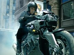Dhoom 3 Bikes By BMW; Aamir Khan To Ride K 1300 R