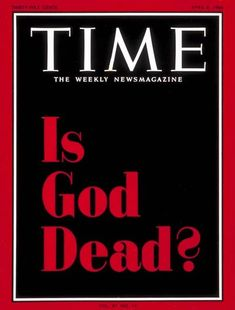 April 8, 1966. The author of TIME's most controversial cover story, William Hamilton, has passed away. http://ti.me/xpmomh