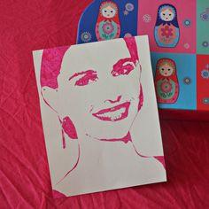 Dessin hibou mignon format 16x24cm kawaii for Dessin minimaliste