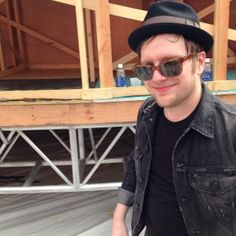 Patrick Stump / Fall Out Boy performing at the Pro Bowl