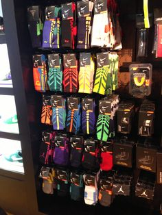 Socks always make a great gift! We love all the different colors!