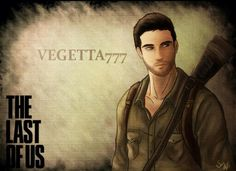 The last of us #Vegetta777