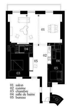 Nicolas Reymond Architecture — Le meuble habité