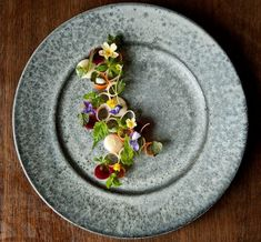 Noma's signature #new #nordic #cuisine - Loved by @denmarkhouse