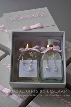 KIT CLASSIC PERSONALIZADO VI - MATERNIDADE by Gifts for a special Occasion