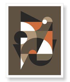 Geometric art prints graphics geometry new ideas Abstract Geometric Art, Geometric Poster, Modern Art, Contemporary Art, Composition Art, Mid Century Art, Grafik Design, Op Art, Art Day