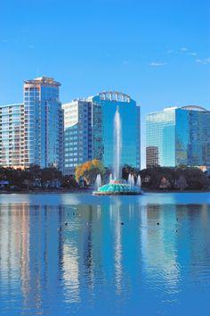 Downtown #Orlando