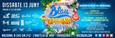 http://fb.com/discoblau Opening Blau summer 2015