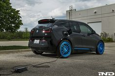 The BMW i3 is not your usual run-of-the-mill Bimmer that can be tuned with a random set of wheels and some new piggyback tuning kits for the engine. It's not because the Germans claim it is special but because it really is different from everything else they make.