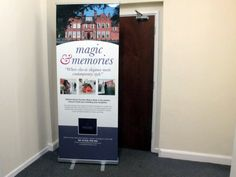 Kelham House is a Luxury Country Manor Hotel in Nottinghamshire offering a friendly service in Beautiful Surroundings.  This banner for Kelham House was also gloss laminated for a beautiful bright finish. Gloss or matt Lamination give a high quality finish and provide extra durability.  If you are interested in Pull up Banners for your business enquire today on 01902 901099 or via our enquiry form online.