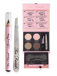 Best Eyebrow Kits Available Right Now Product Testing: Top 5 Kits For Perfect Eyebrows Eyebrow Beauty, Best Eyebrow Makeup, Eyebrow Kits, Best Eyebrow Products, Beauty Makeup, Drag Makeup, Beauty Products, Makeup Kit, Skin Makeup
