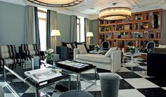 15 Best Luxury Hotels to Stay in Madrid During Casa Decor | best luxury hotels, best luxury hotels in Madrid, hotel interior design | #luxuryhotels #besthotelprojects #hotelroomdesign  See more:http://hotelinteriordesigns.eu/best-luxury-hotels-stay-madrid-casa-decor/