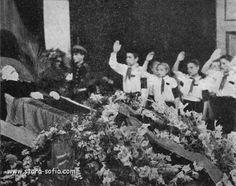 Septemvriycheta goodbye to their beloved teacher and leader