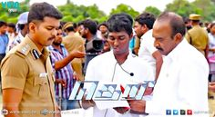 Vijay fights against a minister in 'Theri'