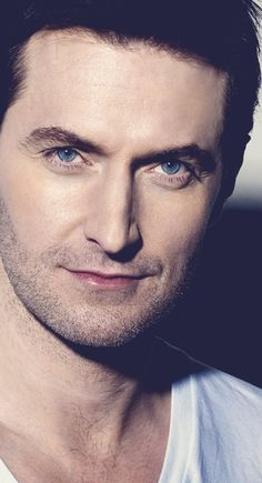 Richard Armitage. His eyes are gorgeous.