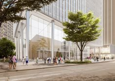 Schmidt Hammer Lassen reveals plans for Monroe Blocks in Detroit