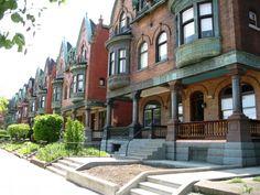 West Philadelphia row homes :: East Parkside @4200 Parkside Avenue