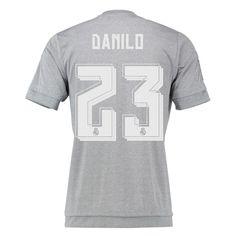 2015-16 Real Madrid Away Shirt (Danilo 23) 4f47a6c800a59