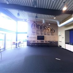 360 of the Omaha Room in the new Baseball facility!