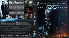 The Dark Knight Blu-ray Custom Cover Christopher Nolan, Christian Bale, Dark Knight, Gotham, Cover Design, The Darkest, Book Cover Design, Cover Art