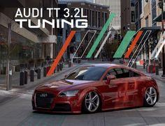 IE AUDI MK2/8J TT 3.2L Performance Tune (2008-2015) - Stage 1 - IESOCJK - 20472 Audi Tt, Performance Parts, Volkswagen, Porsche, Stage, Bmw, Cars, 4 Wheelers, Automobile