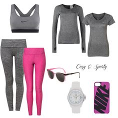Fitness inspiration:) http://monasdailystyle.fitfashion.fi/2015/01/27/sporttivaatteista-lisaa-motivaatiota-treeneihin/