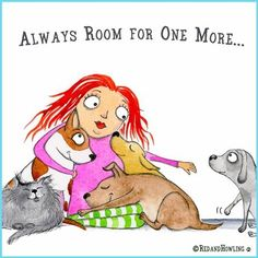 Einer noch - red and howling - Chat Love My Dog, Puppy Love, Animals And Pets, Cute Animals, Pet Sitter, Crazy Dog Lady, Cartoon Dog, Dog Cartoons, Dog Rules