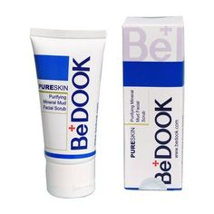 Bedook Purifying Mineral Mud Facial Scrub by Bedook. $22.99. cutin remove and remove oil, dirt and leftover of metabolism. Be capable of penetrating into pores, to absorb and remove oil, dirt and leftover of metabolism.  Eliminate the old, waste and dead epidermic cells, to improve dark& inactive state of skin.  Enable skin to restore slender, bright and sleek state, and prevent breeding of blackhead and acne.          . Fine texture, easy to rinse                               ...
