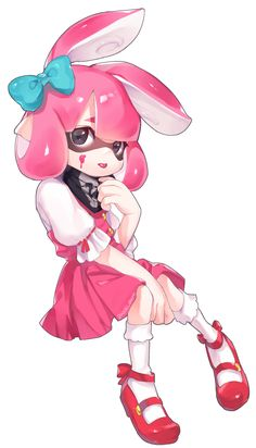 Safebooru is a anime and manga picture search engine, images are being updated hourly. Splatoon Memes, Splatoon 2 Art, Splatoon Comics, Lolis Neko, Fanart, Animal Ears, Manga Pictures, Game Character, Game Art