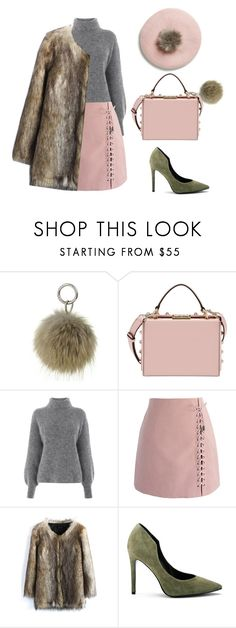 """Winter Style"" by keepfashion92 ❤ liked on Polyvore featuring Black, GUESS, Warehouse, Chicwish, Kendall + Kylie and Monki"