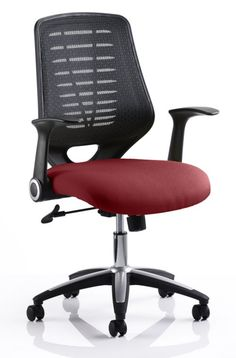 Our cheap office chairs in UK are appropriate to your workstation layout and its general function. They give you required wide freedom of movement whilst understanding tension on your backbone, which is fundamental for your productiveness, health, and general comfort. #meshchairs #officechairs #chairs #cheapchairs #officechairuk